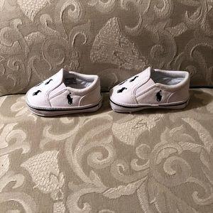 Ralph Lauren Shoes - Ralph Lauren Baby Boy Sneakers Size 2
